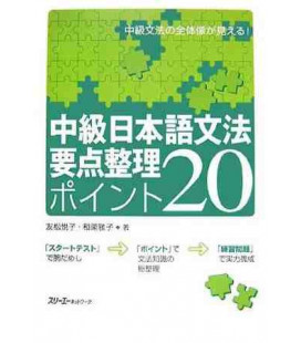 Intensive Course in Elementary Japanese Grammar in 20 Points (Band 2)