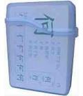 Flashcard Case - Lichtdurchlässiges Plastik (Für kanji Flashkarten – 40 Karten)