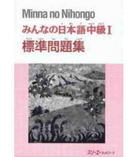 Minna no Nihongo Mittelstufe 1 - Übungsbuch (Chukyu 1 - Huyjin Mondaishu)