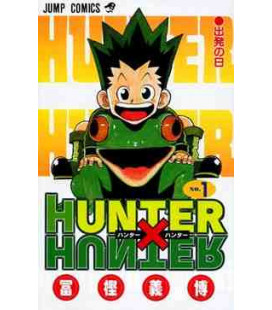 Hunter x Hunter (Band 1)
