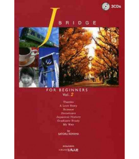 J.Bridge for Begginers Vol.2 (incluye 3CD)