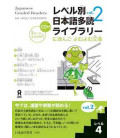 Japanese Graded Readers, Level 4- Volume 2 (Incluye CD)