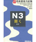 The Preparatory Course for the JLPT N3, Kiku: Listening Comprehension- enthält 2 CDs