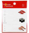 "Notas Adhesivas japonesas (post-it) ""Nihongo flashcards"" - Sushi"