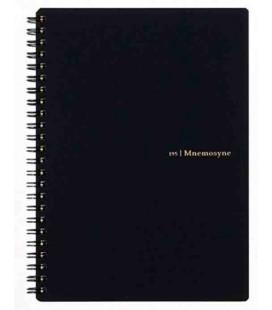 Maruman Mnemosyne Notizbuch N195A (Größe A5) - gestreift 7 mm