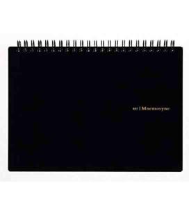 Maruman Mnemosyne Notizbuch N182A (Größe A5) - 5 mm Raster