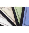 Apica CD5N Notebook - Tamaño A7 (pack 4 libretas de 4 colores diferentes)