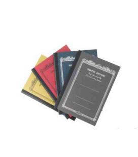 Apica CD9 Notizbuch - Größe A7 (4 Notizbücher in 4 verschiedenen Farben)