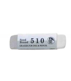 Seed Eraser 510 - Goma de borrar lápiz y tinta (importado de Japón)