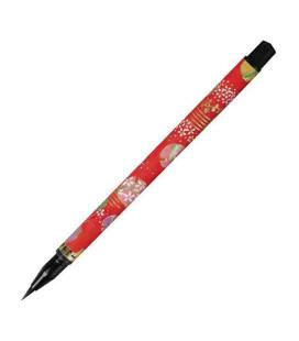 """Akashiya """"Koto"""" Brush Pen (das Design wird willkürlich aus 7 verschiedenen Modellen ausgewählt)"""