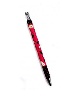 Japanischer Kugelschreiber Kurochiku (Kyoto)- Modell Neko