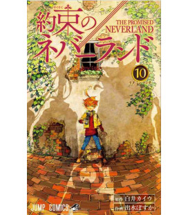 Yakusoku no nebarando (The Promised Neverland) - Band 10