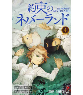 Yakusoku no nebarando (The Promised Neverland) Band 4