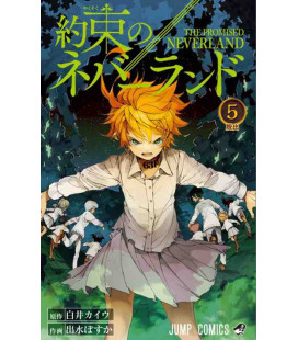 Yakusoku no nebarando (The Promised Neverland) Band 5