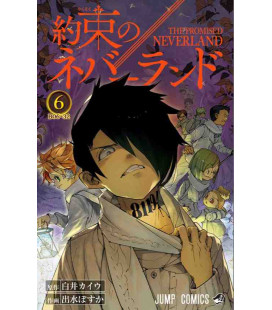 Yakusoku no nebarando (The Promised Neverland) Band 6
