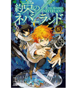 Yakusoku no nebarando (The Promised Neverland) - Band 8