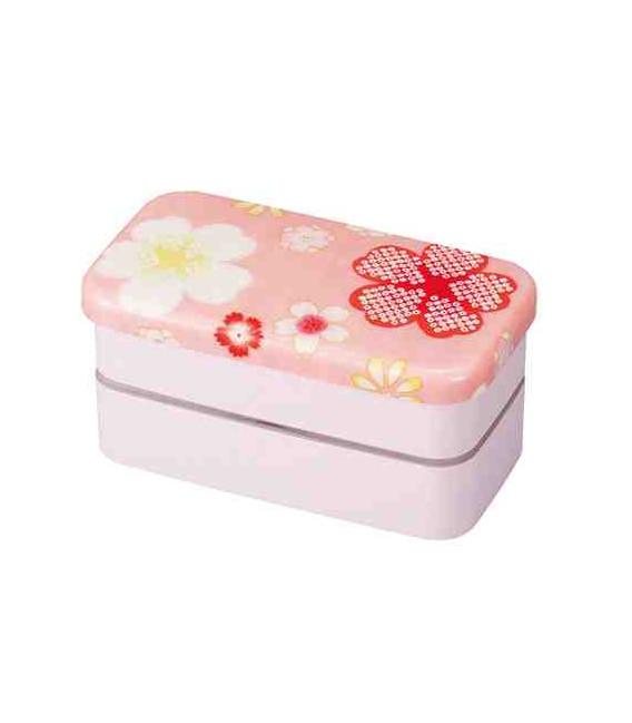 Hakoya Sakura Bento - Modelo 52883-1- (Flor de cerezo rosa)