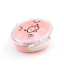 Hakoya Tomodachi Bento - Modell 52053-8 (Schweinchen)