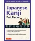Japanese Kanji Fast Finder