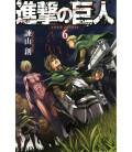 Shingeki no Kyojin (Der Angriff der Titanen) Band 6