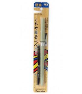 Wiederaufladbarer Stift Kuretake N. 7 mit fester Spitze - Model DH150-7B