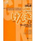 Genki: An Integrated Course in Elementary Japanese 1 workbook (2 auflage- enthält eine MP3 CD)
