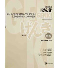 Genki: An Integrated Course in Elementary Japanese- Answer Key - Band 1 und 2 (2. Auflage)
