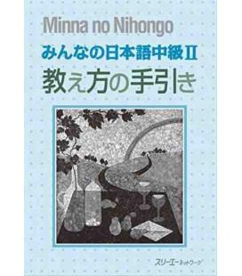 Minna No Nihongo- MITTELSTUFE 2 (BUCH FÜR LEHRER)