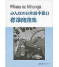 Minna no Nihongo- Nivel Intermedio 2 (Cuaderno de ejercicios)