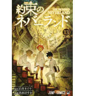 Yakusoku no nebarando (The Promised Neverland) - Band 13