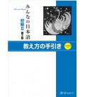 Minna No Nihongo - Grundstufe 2 - Buch für Lehrer (Shokyu 2 - Oshiekata no Tebiki) enthält CD