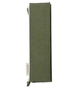 Japanisches Magnetetui für Stifte - Modell Pensam 2002 (Green) - grüne Farbe