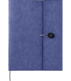 Japanischer A4-Dokumentenhalter - Modell Kraft 1935KF - blaue Farbe