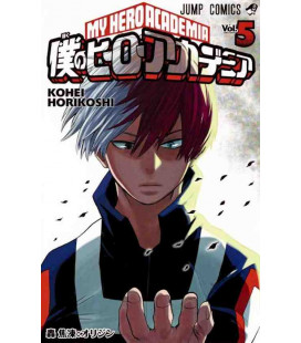 My Hero Academia Vol. 5