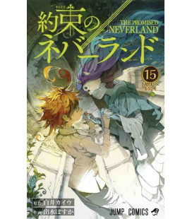 Yakusoku no nebarando (The Promised Neverland) Band 15
