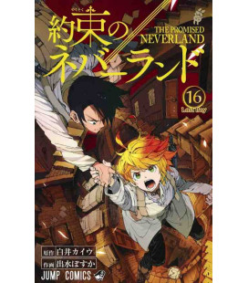 Yakusoku no nebarando (The Promised Neverland) Band 16