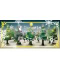 Kurisumasu no ashioto (Flip-Book Series: Merry Christmas Flipbook) de Mohiken