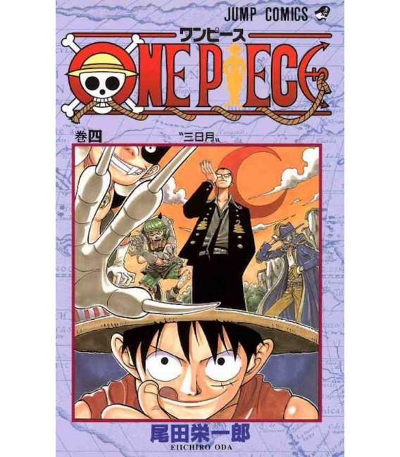 One Piece (Wan Pisu) Vol. 4