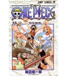 One Piece (Wan Pisu) Band 5