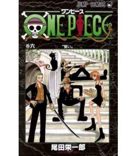 One Piece (Wan Pisu) Band 6
