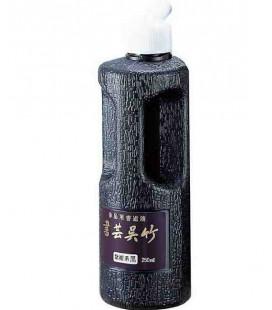 Kalligraphie Tinte Kuretake BB1-25 - schwarz und lila - hohe Qualität - natürlich (250 ml)
