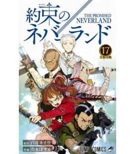Yakusoku no nebarando (The Promised Neverland) Band 17