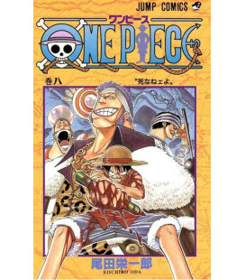 One Piece (Wan Pisu) Band 8