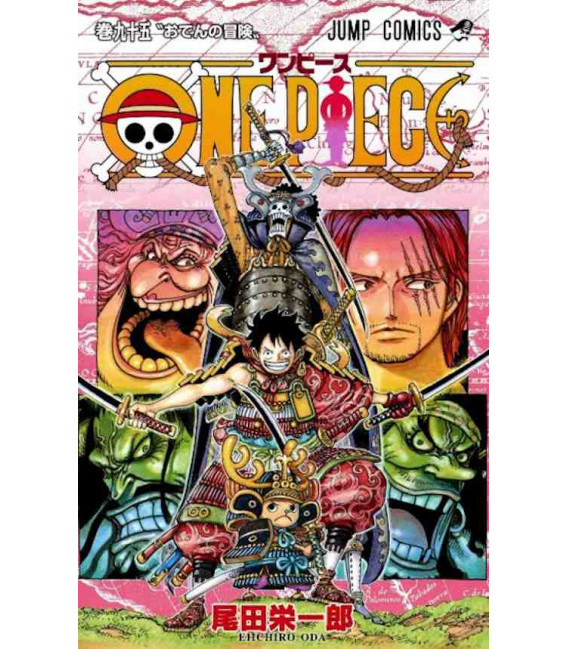 One Piece (Wan Pisu) Vol. 95