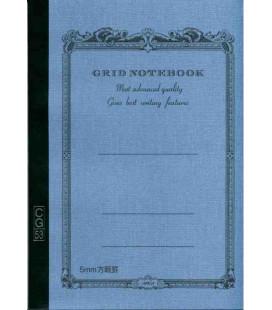 Apica CG53-BL Notebook (Grösse A5 - hellblau - kariert - 52 Seiten)
