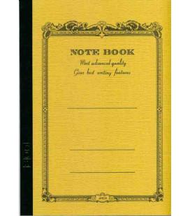Apica CD11 Notebook (Grösse A5 - Gelbe Farbe - liniert - 28 seiten)