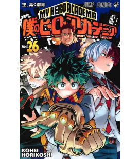My Hero Academia Band 26