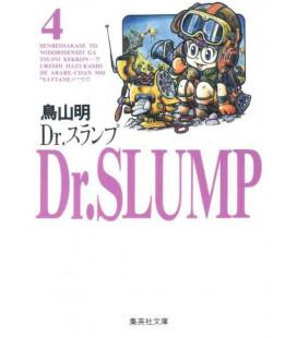 Dr. Slump 4 (Jubiläumsausgabe Shukan Shonen Jump)