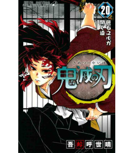 Kimetsu no Yaiba (Demon Slayer) - Band 20