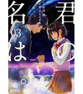 Kimi no na wa Band 3 - Manga Version - Japanische Ausgabe